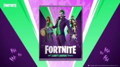Jokerrel adják el a következő generációs Fortnite-ot kép