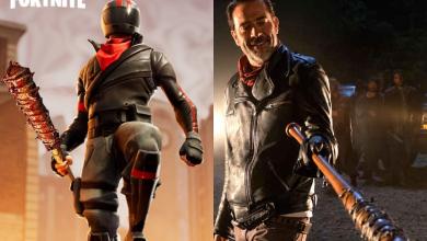 A Fortnite-ban alkották újra a The Walking Dead intróját