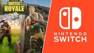 Fortnite - minden második Nintendo Switchre le van töltve