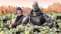 Fortnite - csak idén 3 milliárd dolláros profitot termelt az Epic Gamesnek kép
