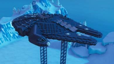 A Fortnite-ban is megépült az Ezeréves Sólyom