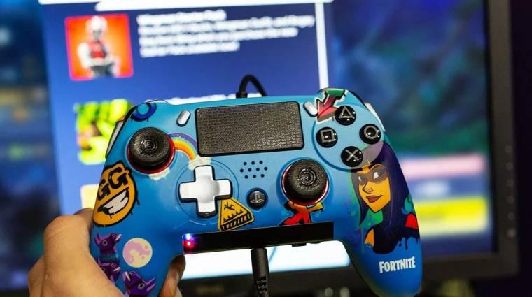 Egy kontrolleres játékos lett a második a Fortnite világbajnokság duo kupájában bevezetőkép