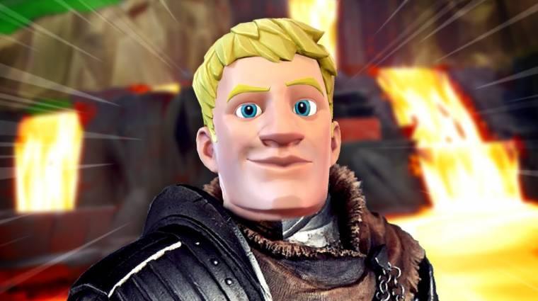 A Fortnite és a Dark Souls keresztezése egy fura teremtést eredményezett bevezetőkép