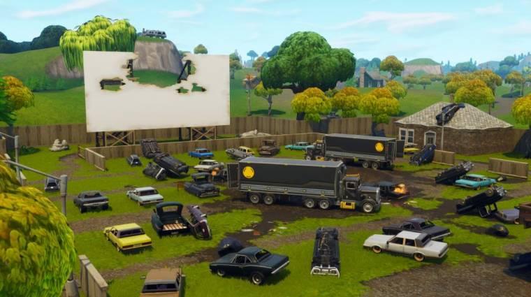 Fortnite Battle Royale - kiszivároghatott a következő event egyik helyszíne bevezetőkép