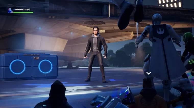 J.J. Abrams is felbukkant a Fortnite-ban tartott Star Wars eseményben bevezetőkép