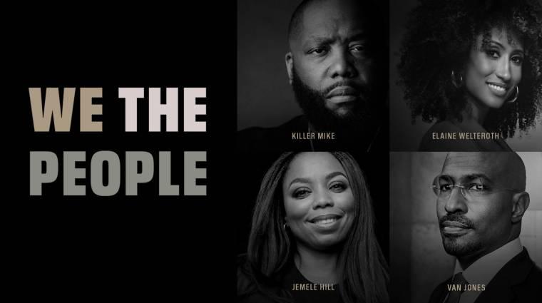 A Fortnite egy különleges, a rendszerszintű rasszizmusról szóló beszélgetésnek fog otthont adni bevezetőkép