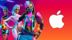 Az Apple teljesen kitiltaná az Epic Gamest iOS-ről és MacOS-ről, drasztikus lépések jöhetnek kép