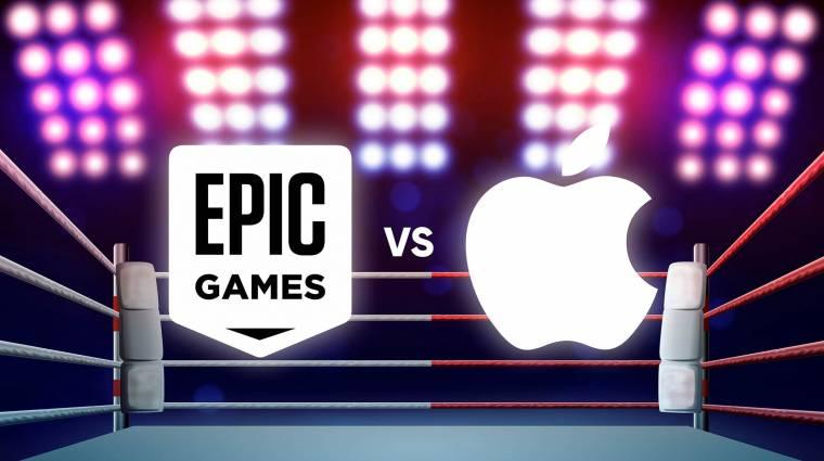 Ítélet született az Epic Games és az Apple perében, mindenki nyert és mindenki veszített bevezetőkép