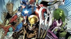 A Marvel hősök háborúba indulnak a Fortnite karakterei ellen kép