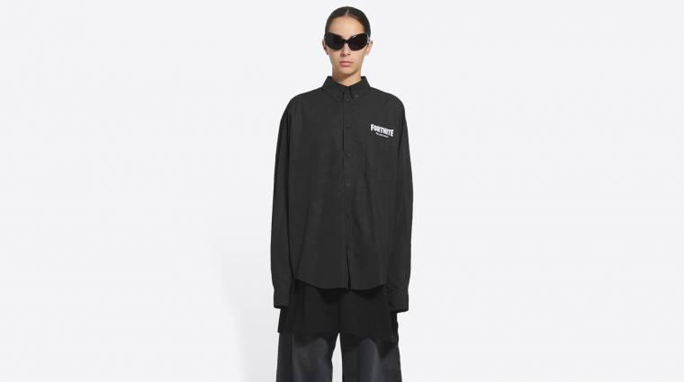Napi büntetés: ez a Fortnite feliratos ing 300 000 forintba kerül bevezetőkép