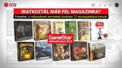 Akár társasjátékokat is választhatsz 2018-as GameStar előfizetésed mellé kép