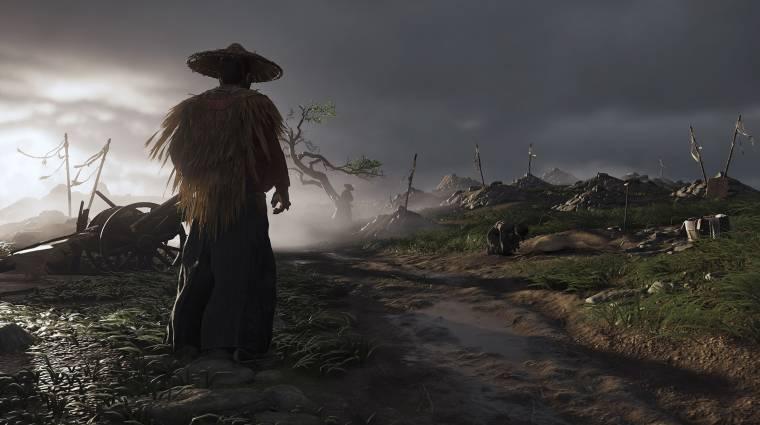 Ilyen lesz a Ghost of Tsushima világa, nehézsége, küldetései bevezetőkép