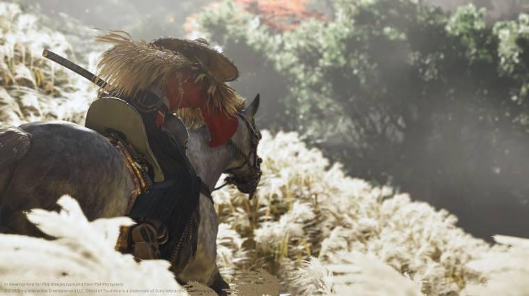 A Ghost of Tsushima lova olyan szívós lesz, mint Keszeg bevezetőkép