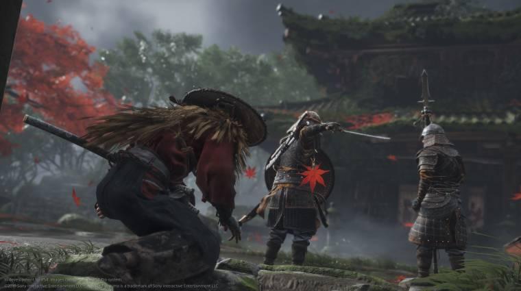 Ghost of Tsushima - így készült a játék világa bevezetőkép