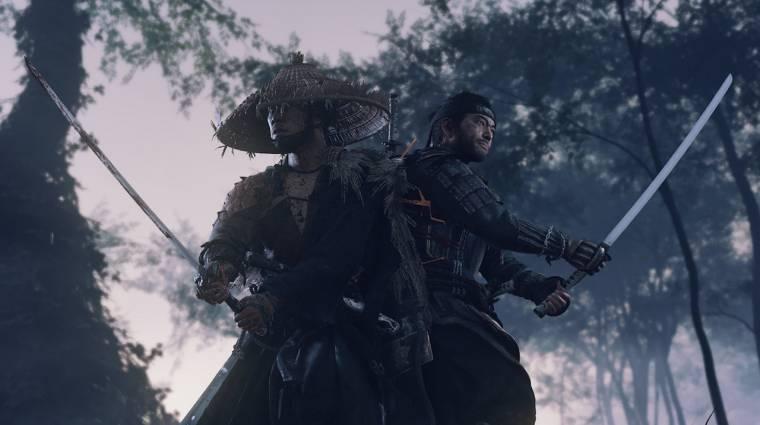 Hideo Kojima hamar kicselezte a Ghost of Tsushima harcrendszerét, de ma már nem lenne könnyű dolga bevezetőkép