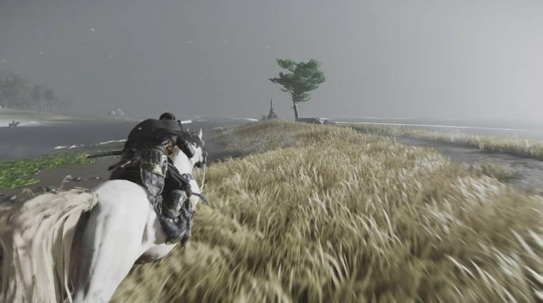 Már a Ghost of Tsushima a PlayStation 4 legjobban rajtolt eredeti játéka bevezetőkép