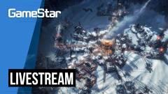 Még a pokol is befagyott - Frostpunk LIVESTREAM kép