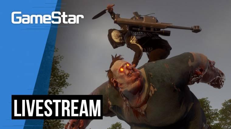 Már megint a zombik?! - State of Decay 2 Livestream bevezetőkép