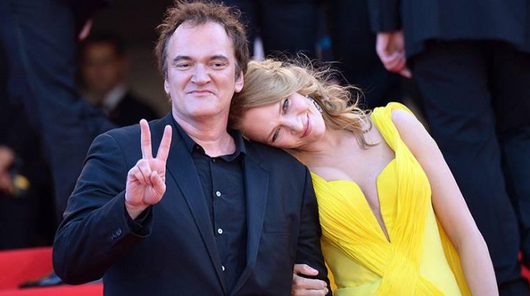 Uma Thurman tönkreteheti Quentin Tarantino karrierjét? kép