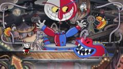 Cuphead - egy srác táncgéppel nyomta le a bossokat kép