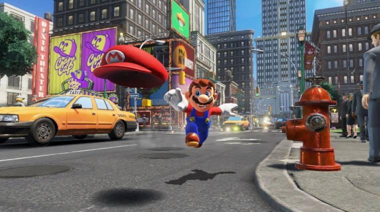 Super Mario Odyssey - minden, amit tudnod kell a játékmenetről bevezetőkép
