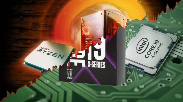Semmi duma, csak szavazz: Intel vagy AMD? kép