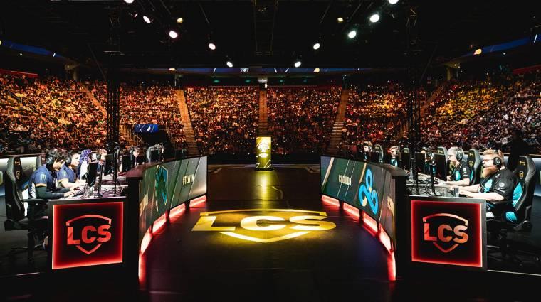 Teljesen átalakulhat jövőre a League of Legends profi ligája bevezetőkép