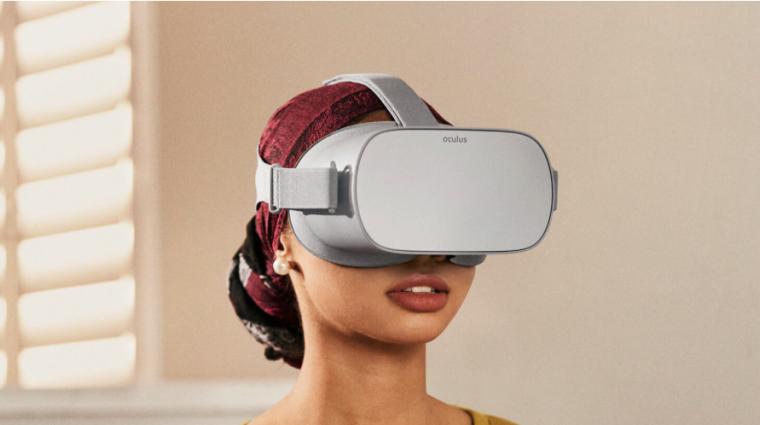 Oculus Go - ahogy megjelent, szinte el is fogyott bevezetőkép