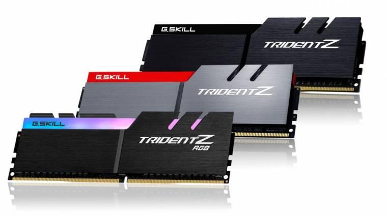Segít a G.Skill, ha RAM-ot vennél a Coffee Lake CPU mellé kép