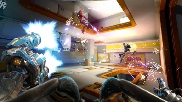 Space Junkies bejelentés - VR lövöldén dolgozik a Ubisoft bevezetőkép