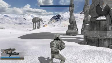 Újra multizhatunk a 2005-ös Star Wars Battlefront II-vel