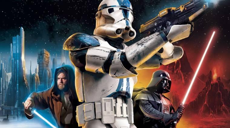 Egyre többen térnek vissza az eredeti Star Wars: Battlefront 2-höz bevezetőkép