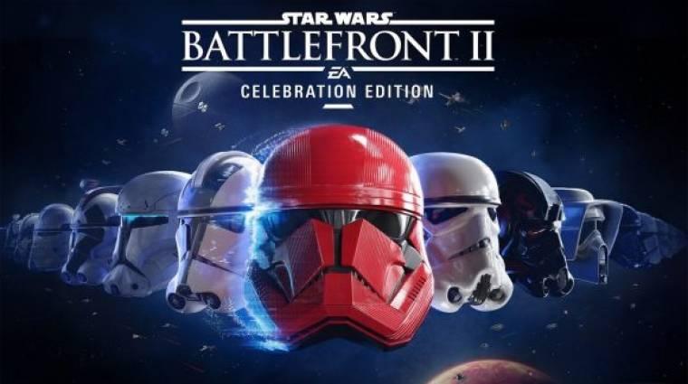 Star Wars: Battlefront II - hamarosan érkezik a mindennel megpakolt új kiadás bevezetőkép