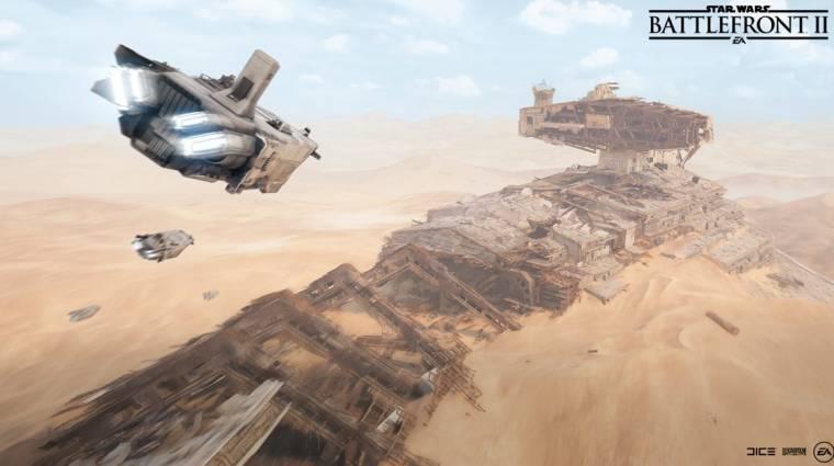 Star Wars Battlefront II - irányítható karakter lesz BB-8 bevezetőkép