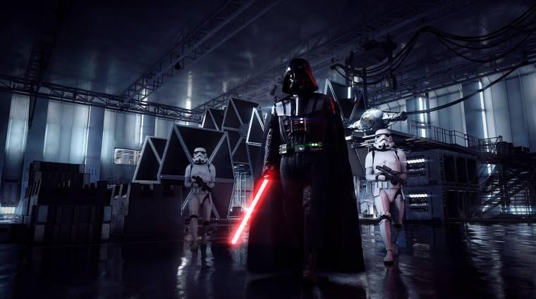 A Star Wars: Battlefront 2 lehet a PS Plus előfizetők másik júniusi ajándéka? bevezetőkép