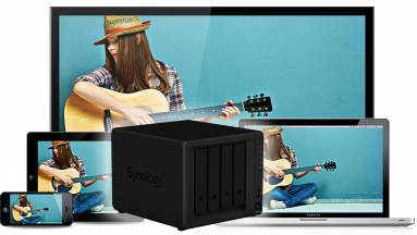 Synology DS418play: multimédiás mindenes kép