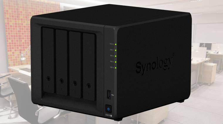 Synology DS918+: minek szerver, ha itt van ő? kép