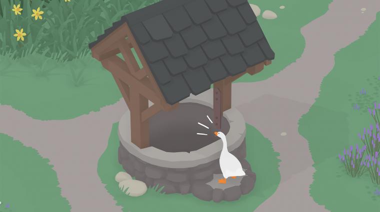 Még a játék megjelenése sem tudta távol tartani az Untitled Goose Game fejlesztőit a klímasztrájktól bevezetőkép