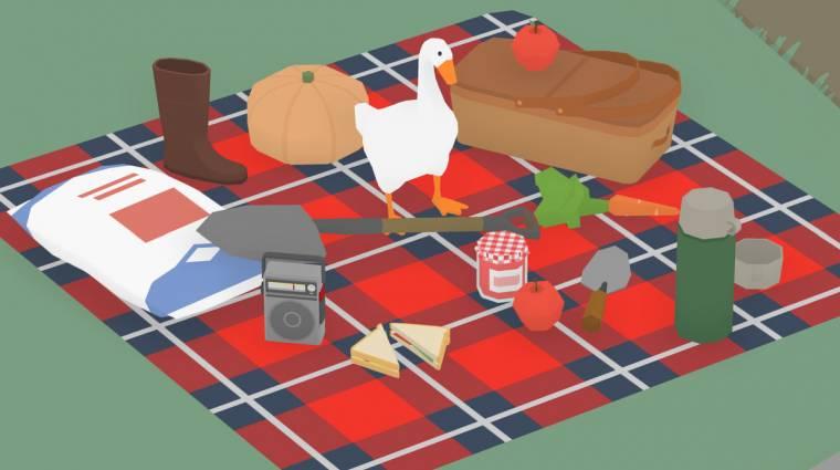 Az Untitled Goose Game lett az Év játéka a D.I.C.E. Awardson bevezetőkép