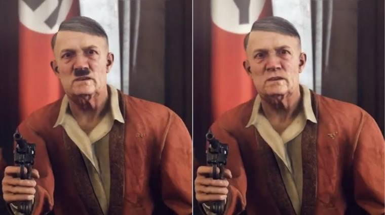 Vélemény: akkor a Wolfensteinben csak Mr. Hilter kaphat helyet? bevezetőkép