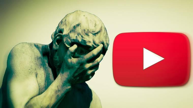 Éppen fuldoklik valaki a közeledben? A YouTube szerint ez nem ok arra, hogy ne nézz reklámokat kép