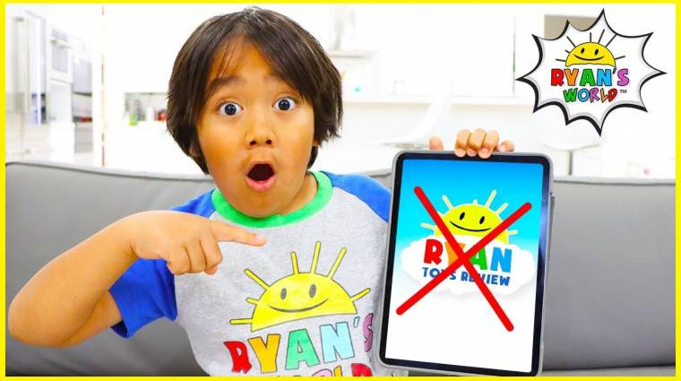 Egy 9 éves lett a világ legjobban fizetett youtubere idén – már nem először kép
