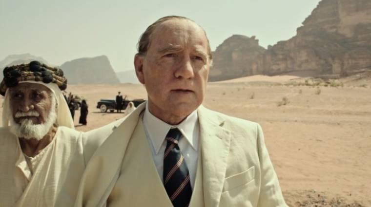 6 héttel a bemutató előtt lecserélik Kevin Spacey-t Ridley Scott filmjében kép