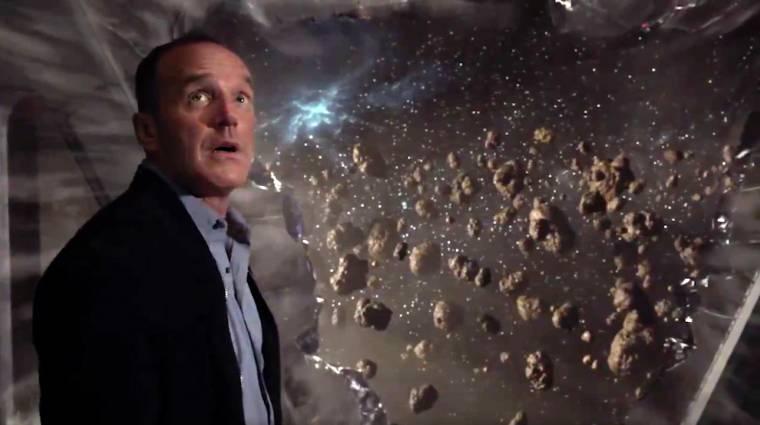 A S.H.I.E.L.D. ügynökeinek új évada csak 2019 nyarán érkezik kép