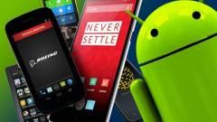 Androidos mobilok: egymilliárd időzített bomba! kép