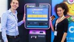 Bitcoin ATM a magyar, szlovák, osztrák határon kép