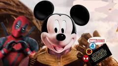 BRÉKING: Végre a Disney-é lett az X-Men és a Fantasztikus Négyes kép