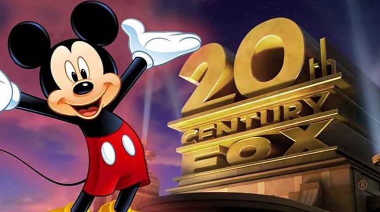 A jövő héten lezárulhat a Disney és a Fox egyesülése kép