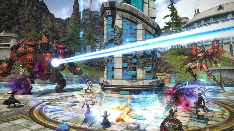 Final Fantasy XIV - MOBA stílusú játékmódot hozott az új patch bevezetőkép