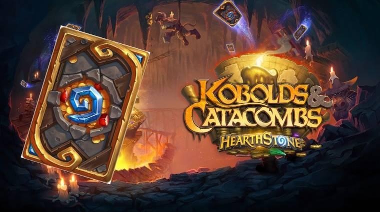 Hearthstone - három ajándék paklival kér bocsánatot a Blizzard, amiért köhögnek a szerverek bevezetőkép